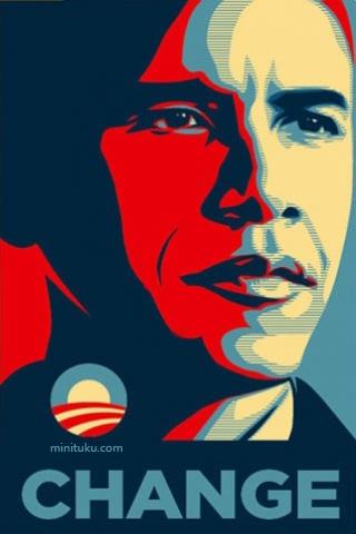 奥巴马帅气头像_帅气十足的奥巴马矢量头像 第2页-手机图片-3G移动图库