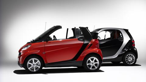 奔驰微型车smart精美psp壁纸 第5页-手机图片